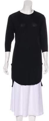 Stella McCartney Wool Long Sleeve Sweater