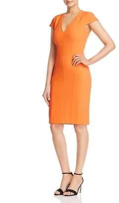Karen Millen Angular Seamed Sheath Dress - 100% Exclusive