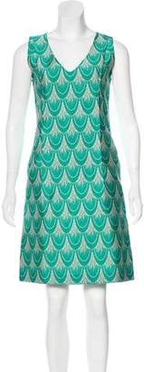Marni Silk Blend Printed Dress