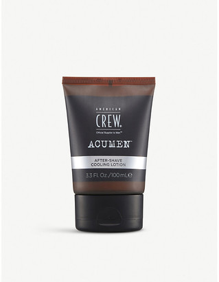 American Crew ACUMEN Acumen After-shave Cooling lotion 100ml