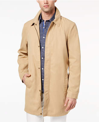 Ryan Seacrest Distinction Ryan Seacrest DistinctionTM Men's Slim-Fit Tan Trench Coat, Created for Macy's