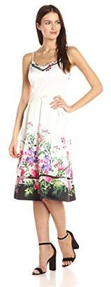 Jessica Simpson Women's Floral Dress
