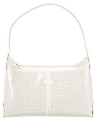 Tod's Sequin Shoulder Bag