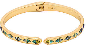 Rebecca Minkoff Stacked Triangles Cuff