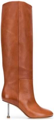 Maison Margiela Nail heel boots