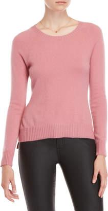 In Cashmere Cashmere Pullover Sweater