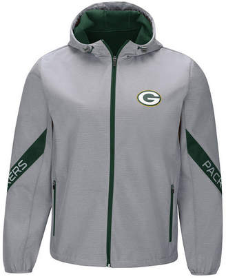 G-iii Sports Men's Green Bay Packers Crossover Soft Shell Jacket