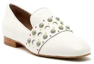 Donald J Pliner Lin Embellished Loafer - Narrow Width Available
