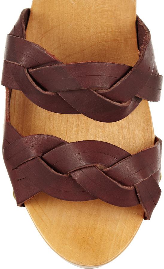 Isabel Marant Serena leather sandals