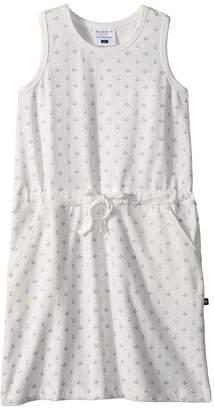 Toobydoo Sweet Anchor Beach Dress Girl's Dress