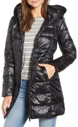 Sam Edelman Hooded Down Coat