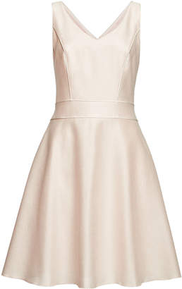 HUGO Kinusa Sleeveless Dress with Cotton