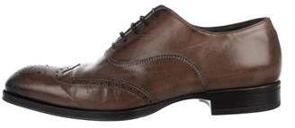 To Boot Leather Wingtip Brogues