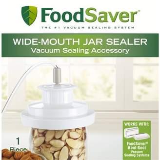 Sunbeam FoodSaver Wide-Mouth Jar Sealer