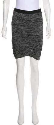 Alexander Wang Knit Mini Skirt