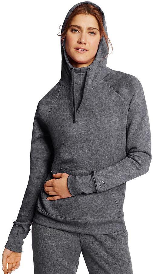 Women's Champion Fleece Hoodie