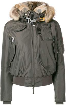 Parajumpers hooded bomber jacket