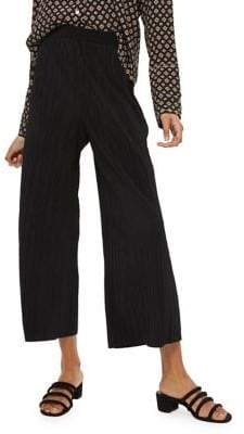 Topshop TALL Plisse Trousers