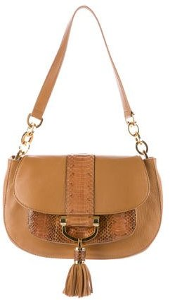 MICHAEL Michael Kors Michael Kors Collection Barley Flap Bag