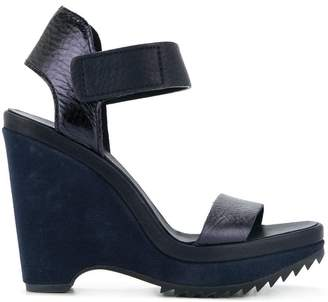 Pedro Garcia Vida wedge sandals