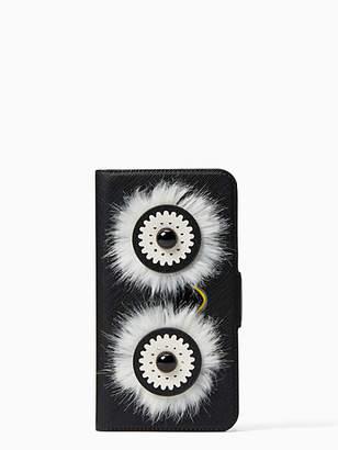 Kate Spade Penguin iphone xr folio case