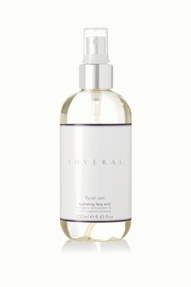 SOVERAL Floral Rain Toning Mist - Rose & Neroli, 250ml