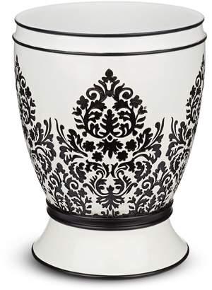 Famous Home Fashions Essence Damask Waste Basket
