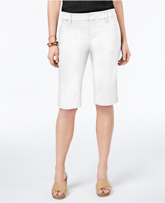 Style & Co Bermuda Shorts, Only at Macy's $46.50 thestylecure.com