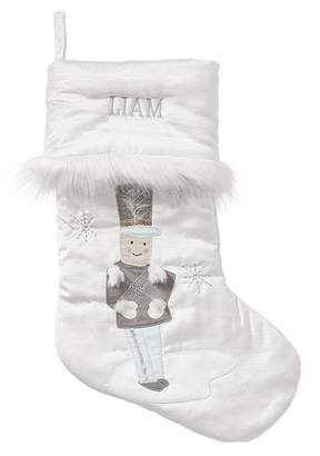 Pottery Barn Kids Monique Lhuillier Toy Soldier Stocking
