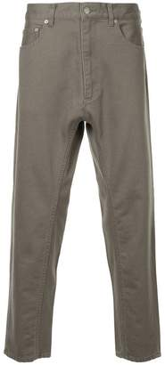 Undercover cropped trousers
