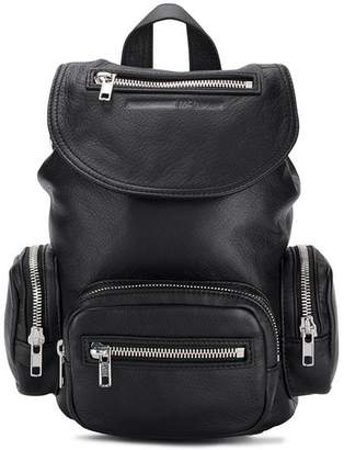 McQ multi-zip backpack
