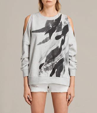 AllSaints Wing Unai Sweatshirt