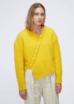 Cédric Charlier Long Sleeve Crewneck Sweater
