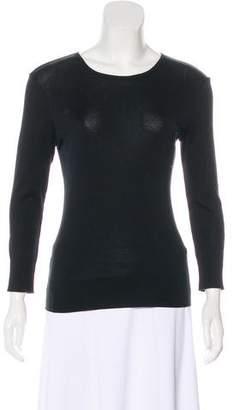 Ralph Lauren Black Label Long Sleeve Knit Top