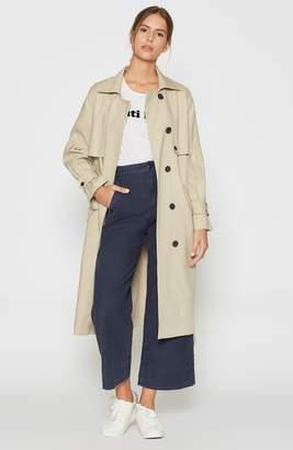 Joie Alwena Trench Coat