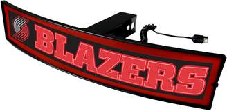Fanmats FANMATS Portland Trail Blazers Light Up Trailer Hitch Cover