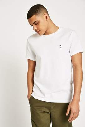 Jack Wills Elmstone Mr Wills T-Shirt