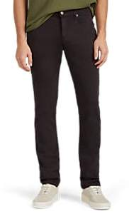 J Brand MEN'S KANE FRENCH TERRY STRAIGHT JEANS