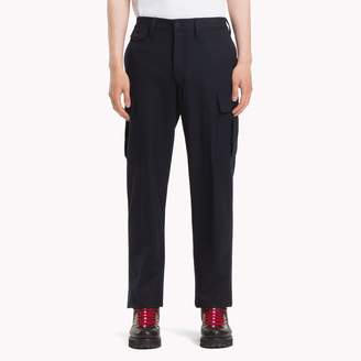 Tommy Hilfiger Wool Cargo Trousers