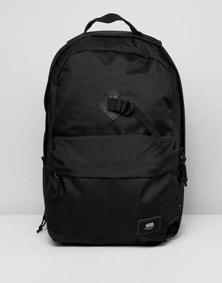 6577b1ba19 Vans Old Skool Travel Backpack In Black
