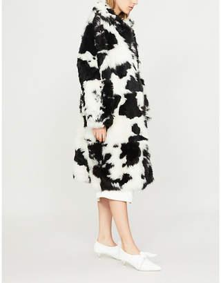 Jil Sander Fitchburg shearling coat