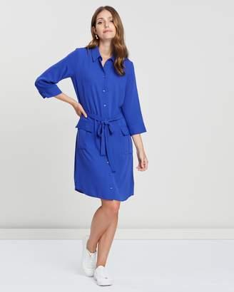 Dorothy Perkins Large Pocket Shirt Dress