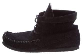 Etoile Isabel Marant Flavie Moccasin Ankle Boots