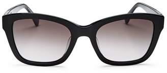 Longchamp Women's Heritage Square Sunglasses, 53mm