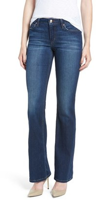 Women's Joe's 'Flawless - Honey' Curvy Bootcut Jeans $179 thestylecure.com
