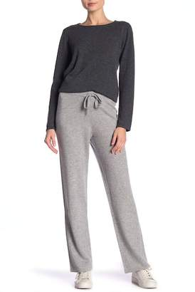 Magaschoni M BY Drawstring Cashmere Knit Pants