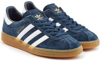 adidas Munchen Suede Sneakers