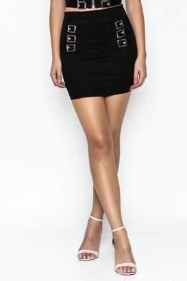 Timeless Buckle Skirt