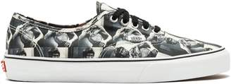 Vans Authentic Supreme Bruce Lee (White)