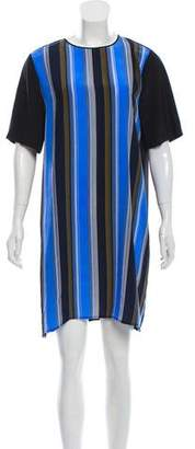 Diane von Furstenberg Fluid Silk Dress w/ Tags